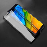 6D Screen Protector Film Case For Xiaomi Note5 Pro 4 4X 5A Tempered Glass Cover For Redmi 4X 5A 6 Pro 5 Plus S2 Y2 3 4 Prime 3S
