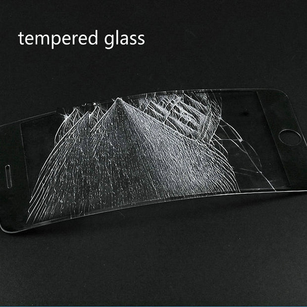 9H 2.5D Full Cover Tempered Glass Screen Protector For Samsung Galaxy A3 2017 Duos A320 A320F A320Y Protective Glass Film