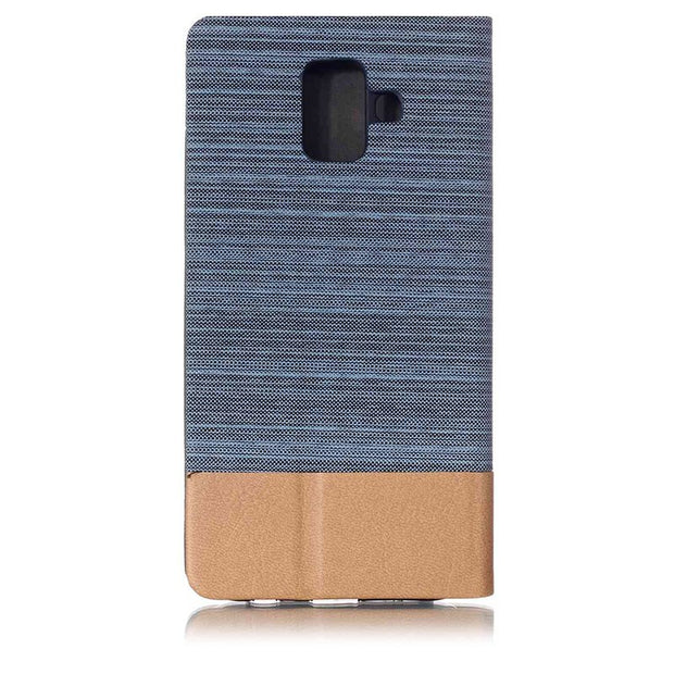 A 6 2018 SM-A600FN/DS For Samsung Galaxy A600f Case A600 A600fn Sm-a600 SM-A600GN SM-A600G Flip Cover Leather Mobile Phone Bag