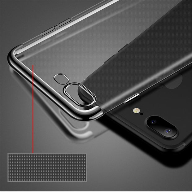 AKABEILA Case For Samsung Galaxy S9 Plus Cases Plated Shining Silicone Cover For Samsung S9 Plus S9+ G9650 G965F Funda Coque