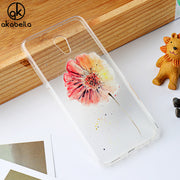 AKABEILA Phone Case For Soft TPU Phone Case For Meizu M3 Mini Cover M3S Mini Blue Charm 3 3s Meilan 3 3S Meilan3 Silicon Back