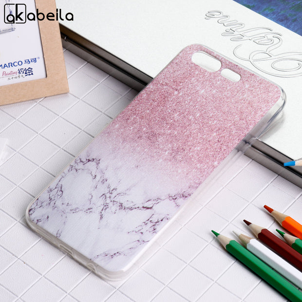 AKABEILA Soft Case For Asus Zenfone 4 Pro ZS551KL Silicon Cases Anti Knock Cover Zenfone4 Pro ZS551KL Covers