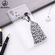 AKABEILA Soft TPU Phone Case For Sony Xperia XA1 G3121 G3123 G3125 G3112 G3116 Sony Xperia Z6 Sony Z6 Cover Silicon Phone Coque