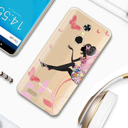 ASTUBIA Case For C8 Oukitel Case For Oukitel C8 5.5 Case Transparent Coque For Oukitel-C8 Phone Case Oukitel C8 Silicon Cover