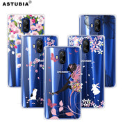 ASTUBIA Coque For Doogee Mix Lite Case For Doogee Lite Mix Case Cover Silicon Transparent Cat Cover For Doogee Mix Lite 5.2 Case