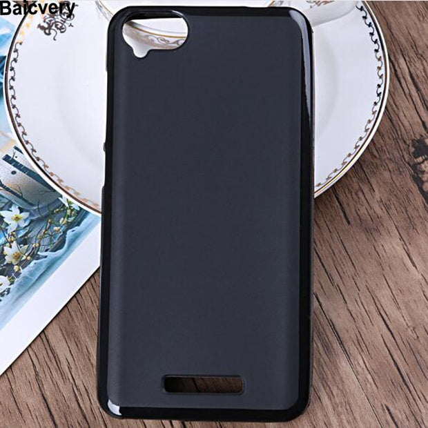 "BQ BQS-5037 Covers For BQS 5037 Phone Cases For BQ 5037 Strike Power 4G Case 5.0"" Thin Soft TPU Silicon Back Fundas"