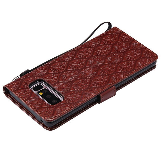 Baikal Note8 Case For Samsung Galaxy Note 8 SM-N950F/DS N950F/DS SM-N950FD N950FD Case N950F SM-N950F Flip Phone Leather Cover