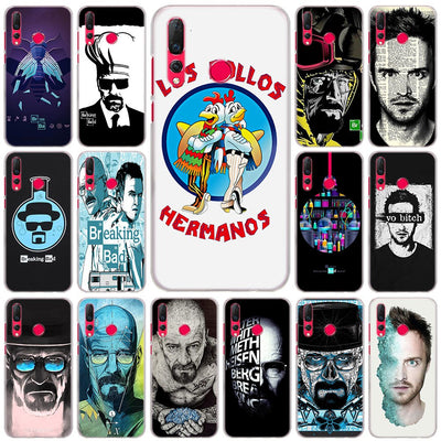 Breaking Bad Heisenberg Cases Cover For Huawei Nova 3 3i 3e 4 Mate 10 20 Lite P20 Lite Hard PC Plastic Phone Cases