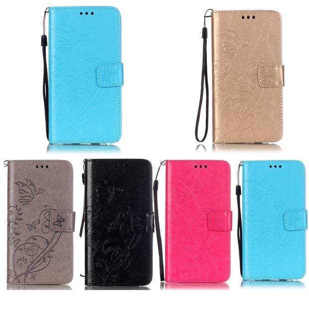 Card Slot Luxury Retro Flip Cover For Samsung Galaxy S3 I9300 PU Leather+ Silicone Wallet Case For Samsung Galaxy S3 Case