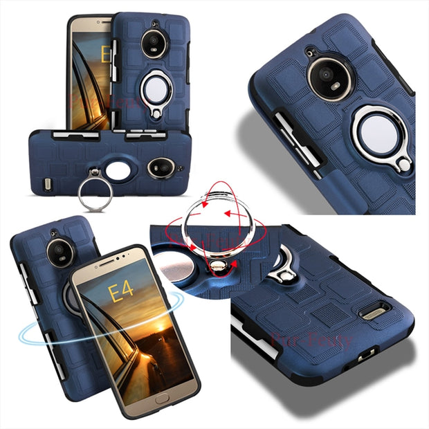 Case For Motorola Moto E4 E 4 XT1769 XT1760 XT1768 XT1767 Armor Phone Case For Motorola Moto E4 E 4 Plus XT1771 Silicone Cover