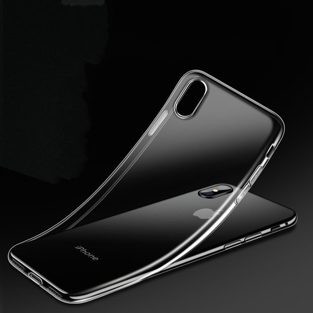 Case Silicon Soft Cover Case For ZTE Blade V8 Lite For ZTE Blade V8 Mini Anti-knock Transparent Back Cover Cases Fundas>