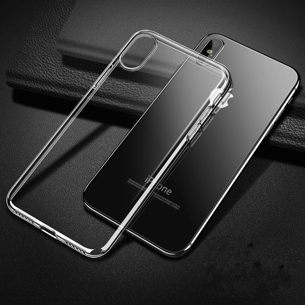 Case Silicon Soft Cover Case For ZTE Blade V8 For ZTE Blade V8 Mini For ZTE Blade V8 Lite Anti-knock Transparent Back Cover