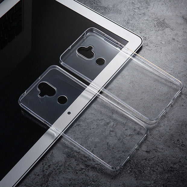 Case Soft Cover Case For Asus Zenfone GO ZB552KL X007D ZB500KL ZB500KG Zenfone 5 Lite 5Q ZC600KL Transparent Back Cover Cases>