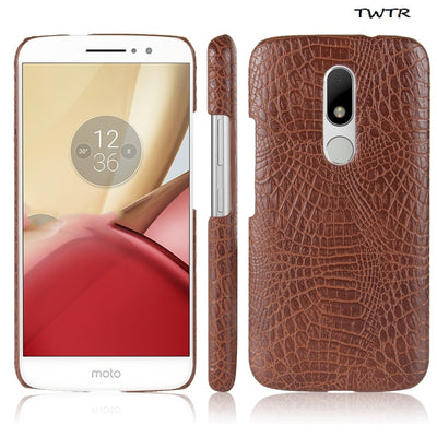 Case For Motorola Moto M Dual XT1663 XT1662 Phone Bumper Fitted Case For Motorola Kung-Fu MotoM XT 1663 1662 Hard PC Frame Cover