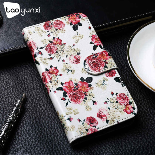 Cases For Huawei Huawei Y5 Lite 2018 DRA-LX5 Case Flip PU Leather Silicon Cover For Huawei Honor 7A Russian Honor 7S Bumper