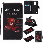 Cases Mobile Phone Bags Leather For LG LS770 V10 Spirit Leon C70 C40 H420 H340 K3 K10 2017 K7 G5 G6 Nexus 5X Flip Fundas P06Z