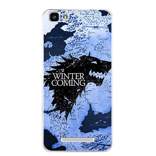 Cute Cartoon Case For Cubot Rainbow Soft Silicone Case Fashion Printed Cover Game Of Thrones 7 New