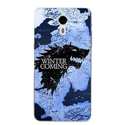 Cute Cartoon Case For LeTV One Le1 X600 X608 Hard Plastic Case Fashion Printed Cover Game Of Thrones 7 New