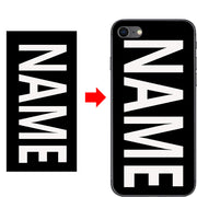 "DIY Personalized Custom Photo Name Customize Picture Cover Case For Samsung Galaxy J1 Mini J105 J105H J105F 4.0"" J1 Nxt Duos"