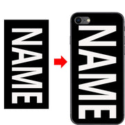 DIY Personalized Custom Photo Name Customize Picture Cover Case For Samsung Galaxy J2 Duos J200 J200F J200G SM-J200F 5.0""