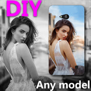 DIY Personalized Custom Photo Name Customize Printing Your Design Picture Cover Case For Nokia Lumia 730 Phone Back Cover