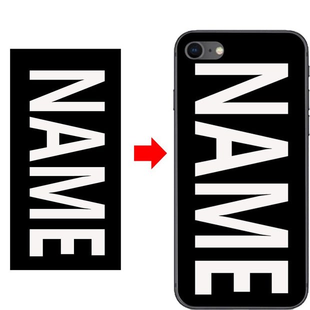 DIY Personalized Custom Photo Name Customize Printing Your Design Picture Cover Case For Samsung Galaxy S6 Edge G9250 5.1""