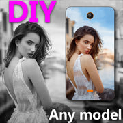 DIY Personalized Custom Photo Name Picture Cover Case For Nokia 2.1 TA-1080 TA-1084 A-1086 TA-1092 TA-1093 Nokia 2 2018