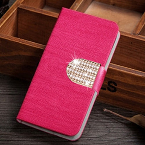 Doogee X20 Case New Arrival 6Colors Fashion Flip Ultra-thin Pu Leather Funda Protective Cover For Doogee X20 Case With Card Slot