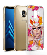 Drag Queen Kim Chi Phone Case For Samsung Galaxy J2 J3 J4 Plus J5 J6 Plus J7 J8 2018 Soft Silicone Cases Cover