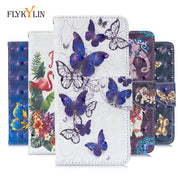FLYKYLIN 3D Book Case On For Samsung S10 Case Flip Leather Phone Case Cover For Coque Samsung Galaxy S10 Lite S10 Plus Case Capa