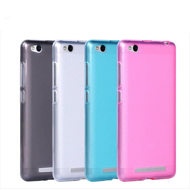 "Fashion Gel Soft Case For Xiaomi Redmi 3 Redmi3 Anti Skid Matte Cover For Xiaomi Redmi3 / Hongmi 3 Hongmi3 5.0"" Top Quality"