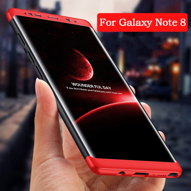Fashion Luxury Full Protector Case For Samsung Galaxy Note 8 Case Hard Cover For Samsung Note 8 Case For Galaxy Note 8 Case 6.32