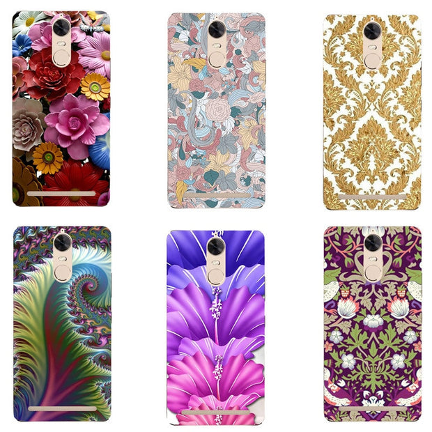 Fashion Printed Case For Lenovo Vibe K5 Note A7020 K52t38 A7020a40 A7020a48  5 5