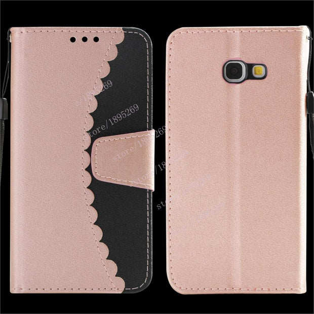Flip Case For Samsung Galaxy A5 2017 A520 A57 Case Wallet Phone Case Leather A 520 A520F A520F/DS SM-A520 SM-A520F Case Cover