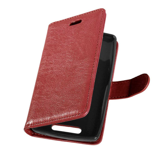 Flip Case For Lenovo A 1000 A1000 M A1000m Phone Leather Cover For Lenovo Vibe A / A 2800 D A2800 2800D A2800D A 2800-D A2800-D
