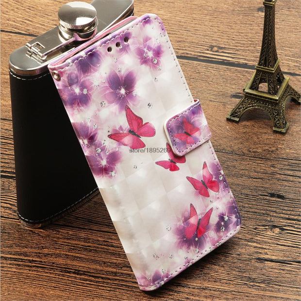 Flip Wallet Case For Huawei P20 PLUS P 20 CLT-L09 CLT-L29 CLT-AL00 Case Phone PU Leather Cover For P20PLUS CLT L09 L29 AL00 Case