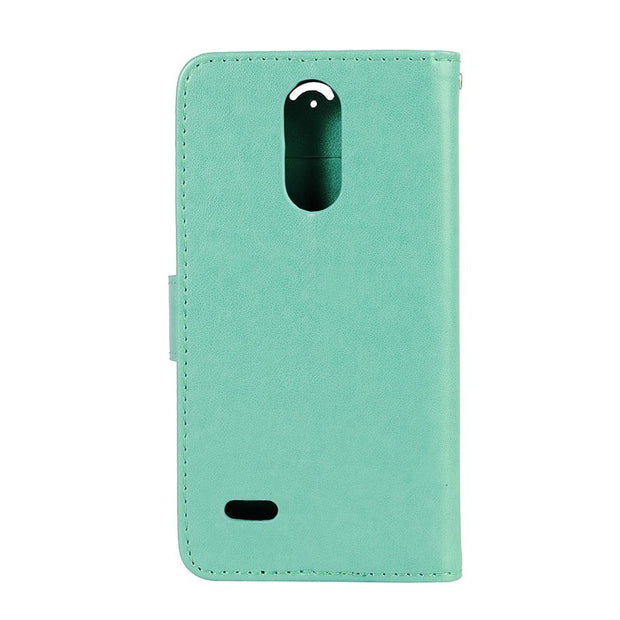 Flip For LG K 10 LGK10 (2017) Case For LG K10 2017 M250 M250DS M 250 Case LGM250 LG-M250 Cases Phone Leather Cover Silicone Bag
