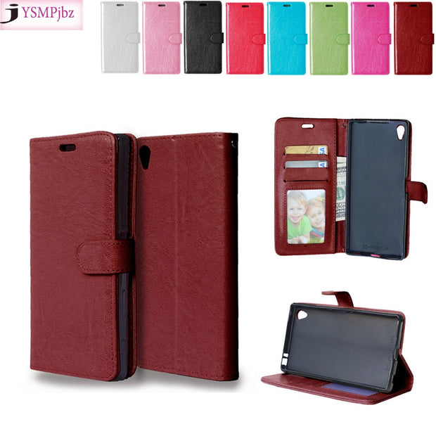 Flip For Sony Z5P Z5Premium E 6833 6883 6853 Case For Sony Xperia Z5 Premium Z 5 Dual E6833 E6883 E6853 Case Phone Leather Cover