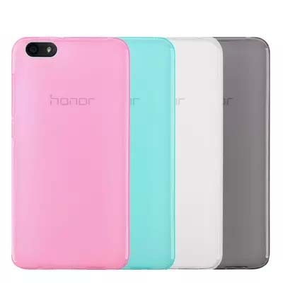 For HUAWEI Honor 4X Honor Play 4X Honor4x TPU Back Case Back Soft Silicone Case Cover Top Quality