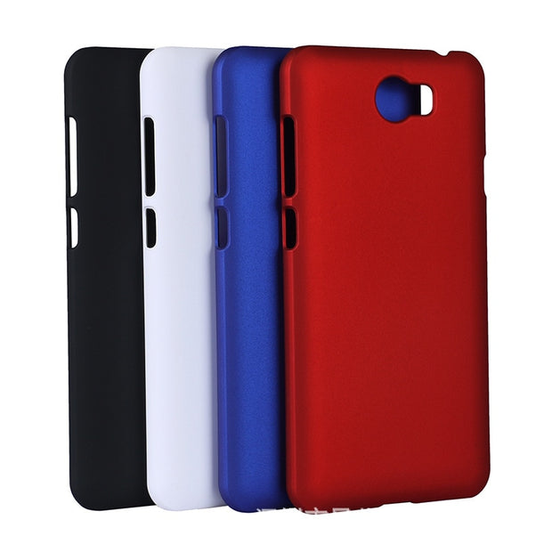 "For Huawei Honor 5A LYO-L21 Case Matte Frosted Hard Plastic PC Back Cover Case For Huawei Honor 5 A Russian Version 5.0"" Capa"