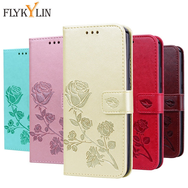 For Huawei Nova 3 Leather Case On For Huawei Nova3i Case 3D Embossing Cover For Huawei Nova 3i Wallet Flip Magnetic Phone Cases