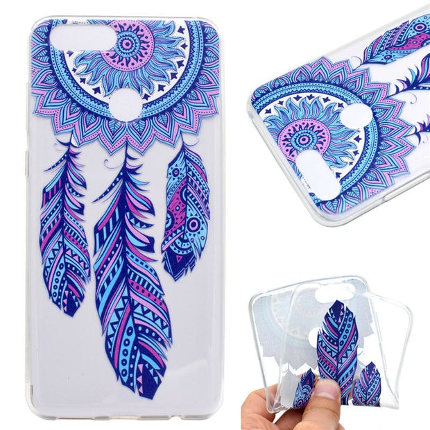 For Huawei Nova Lite 2017 Case Huawei SLA-L22 Case 5.0 Silicone TPU Soft Back Cover Phone Case For Huawei Nova Lite 2017 SLA-L22