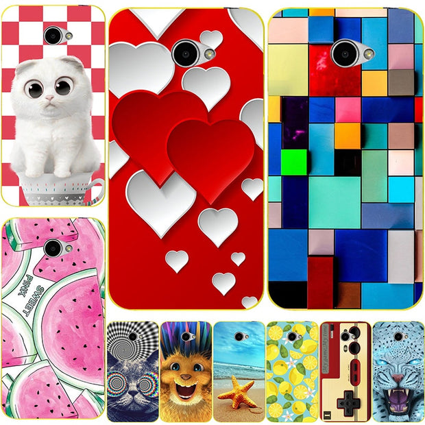 For LG K5 Case Cover For LG K5 X220 Case Hard Print Back Case For LG K5 X220 X220DS Q6 Cover Protective Capa Bag 5.0 Inch