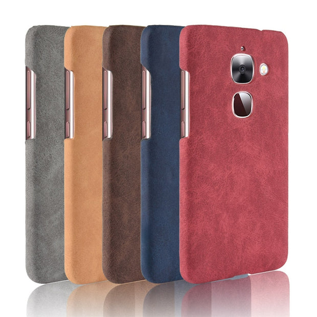 For LeTV Le Max 2 X829 Case 5.7 Inch Back Cover Luxury Hrad PU Leather Phone Case For Letv LeEco Le Max2 X829 X820 Case