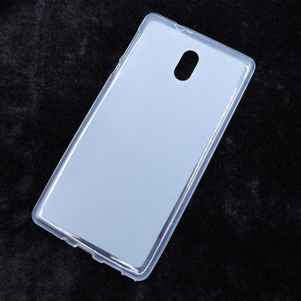 For Nokia 3 Case Cover Silicon TPU Case For Nokia 3 Hight Quality Soft Cover For Nokia 3 Phone Case 5.0 Inch