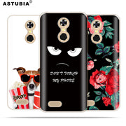 For Oukitel C8 5.5 Case Cover For C8 Oukitel Case Cute Animal Flower Printed Coque For Oukitel-c8 Case Oukitel C8 Phone Case 5.5