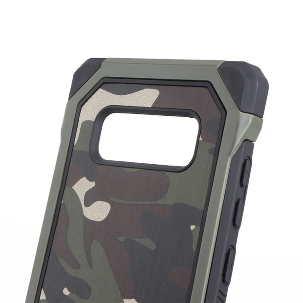 For Samsung Galaxy Note 8 Military Camouflage Case Defender Shockproof Drop Proof Heavy Armor Back Cover For Samsung Note8