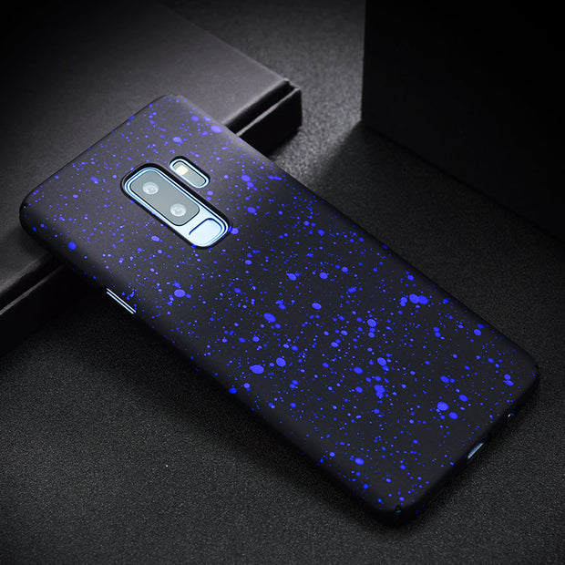 For Samsung S9 Case New Hard Back Cover Full Protection For Samsung Galaxy S9 S9 Plus Cases Mobile Phone Accessories
