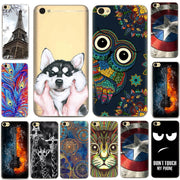 For Xiaomi Redmi Note 5A 5 A Case 2GB 16GB 5.5 Inch Cover Soft TPU Silicone Cover Back Case For Redmi Note 5A Cell Phone Cases