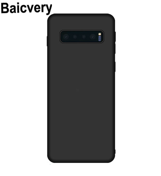 Full Body Protect Matte Case For Sasmsung Galaxy S10 Lite Frosted Cover Shell For Samsung Galaxy S10 Pro S10 Plus S 10 S10